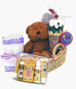 Junior Baby Gift Basket - Neutral
