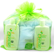 """The Septuplet"" - Boys Seven Piece Organic Gift Set by Organically Grown"