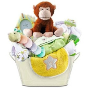 Welcome Home Baby Large Gift Basket