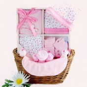 Sweet Baby Girl Gift Basket [Baby Product]