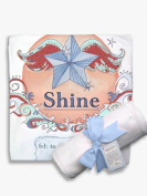 Light of Mine Designs Definition-Shine Receiving/Swaddling Blanket