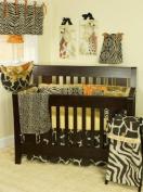 Cotton Tale Designs Zumba 8 Piece Crib Bedding Set