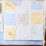 The Sweet Pea 3 Piece Crib Bedding Set by The Little Acorn