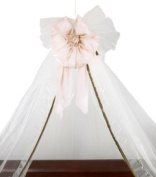 Cotton tale designs Mosquito Net, Lollipops and Roses
