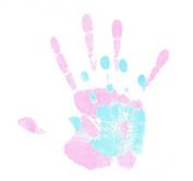 Mother's Day Inkless Handprint Kit