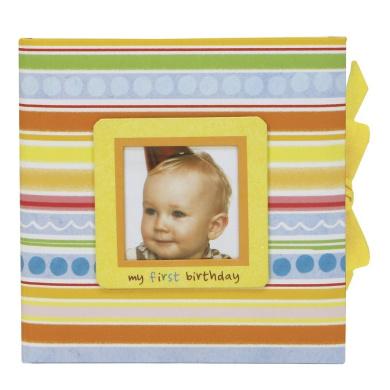 C.R. Gibson Keepsake Handprint Kit, First Birthday