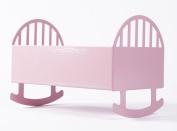 Pink Baby Cradle Keepsake