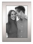 Malden Essentials Matte Silver 4x6 Frame