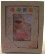 Bon Bebe Baby Girl Photo Frame 10.2cm x 15.2cm