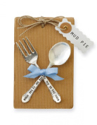 Classic Keepsakes Baby Feeding Set, Boy