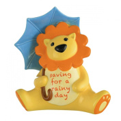Grasslands Road Baby and Kids Lion Bank - Saving for a Rainy Day