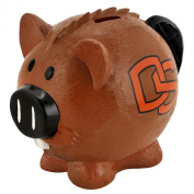 NCAA Oregon State Beavers Resin Large Thematic Piggy Bank