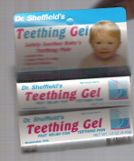 Dr. Sheffield's Children's Fast Relief Teething Gel 1/90ml Per Tube