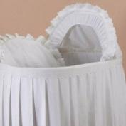 Hip Haute Bassinet Liner/Skirt and Hood - size