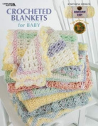 Crocheted Blankets For Baby