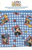 Disney Babies Thermal Knit Receiving Blanket