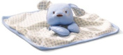 Gund Baby Love Our Earth - Organic Cotton Plush Patch the Puppy Blue