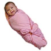 """Loving Baby Swaddle Blanket, """"The Perfect Swaddle!"""", Snugly Pink"""