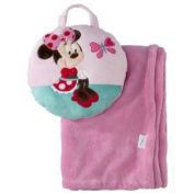 Disney Minnie Mouse Tuck Away Blanket