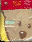 Boyds Bears & Friends Luxury Plush Blanket, Yellow, ABC, 123, 76.2cm x 101.6cm