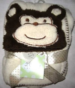 2 Carlas Layette 2 Piece Cap and Blanket Set