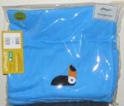 Eleanor Baby Reversible Wrap Blanket - Toucan