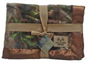 Pickles Realtree Camouflage Apg Baby Blanket