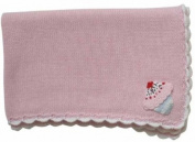 Powell Craft Hand Knitted Cupcake Pram Blanket [Baby Product]
