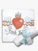 Light of Mine Designs Haute Baby Receiving/Swaddling Blanket