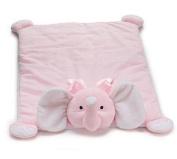 Pink Elephant Tummy Nap Mat