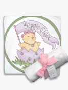 Light of Mine Designs Hippie Chick Receiving/Swaddling Blanket