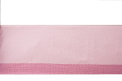 Summer Infant Breathe Easy Crib Ruffle, Pink