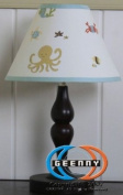 Geenny CF-2047-L World Animals Lamp Shade