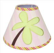 Lamp Shade for Jungle Monkey - Pink Baby Bedding Set By Sisi