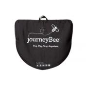 Parentlab JourneyBee Portable Crib Travel Case, Black