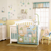 Once Upon a Time 4 Piece Baby Crib Bedding Set by Cocalo