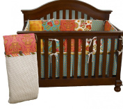 Cotton Tale Designs Gypsy 4 Piece Crib Bedding Set