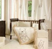 [Winnie the Pooh] 4 Pc Crib Bedding Set Crib Bedding Collection
