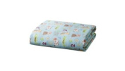 Tiddliwinks ABC 123 Toss Print Fitted Crib Sheet