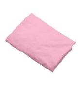 iplay Organic Cotton Fitted Crib Sheet - Rose
