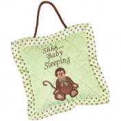 Bearington Baby Little Giggles Pillow