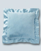 Bearington Baby Silky Soft Pillow Blue