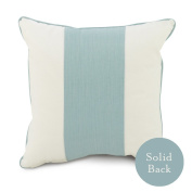 Band Pillow Colour: Aqua
