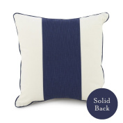 Oilo Studio Cobalt Band 18x18 Pillow