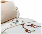 Zanzibar Toddler Bedding 4 Piece Set