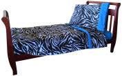 Baby Doll Toddler Bedding Set, Blue