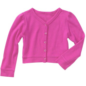 Baby Boutique® Baby Girls' Pink Button Sweater Size