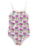 Ed Hardy Baby - Ivory One-piece Swimsuit