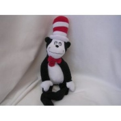 Dr. Seuss Cat in the Hat Plush Beanie Toy 38.1cm Collectible