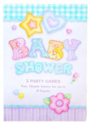 Baby Shower Games - 5 Different Games for 8 Guests